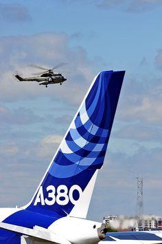 Airbus A380 F-WWDD