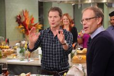 Bobby talks seasoning the turkey #ThanksgivingLive