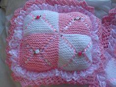 dolls double layer pram pillow...