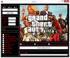 http://www.hackspedia.com/grand-theft-auto-gta-v-pc-playstation-xbox-hacks-cheats/