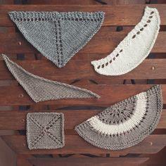 Posts about Challenge written by loareknits Crochet Cape, Crochet Bikini, Knit Crochet, Lace Knitting, Knitting Stitches, Crescent Shawl, Circular Needles, Finger Weights, Knitted Shawls