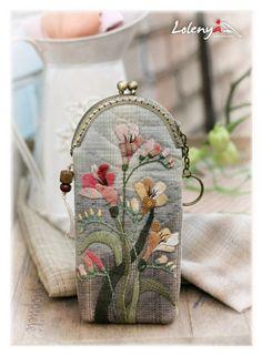 Gallery.ru / Eyeglass Case - Japanese patchwork - lolenya