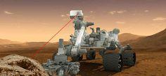 자동 레이저 분석 가능해진 화성 탐사선 -테크홀릭 http://techholic.co.kr/archives/57683