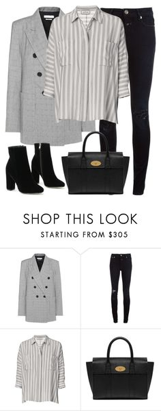 """""""Untitled #3043"""" by elenaday ❤ liked on Polyvore featuring Étoile Isabel Marant, Closed, By Malene Birger and Mulberry"""