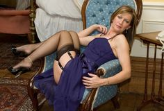 Ftop.ru » Lingerie Girls » Satin Jayde, glamour, lingerie, stockings wallpaper