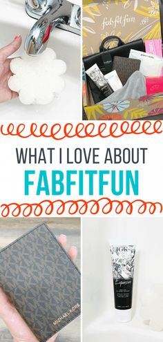 I finally got a chance to check out their Members Picks box and now I can share what I love about FabFitFun and why you should sign up too! @fabfitfun #fabfitfun #fabfitfunpartner