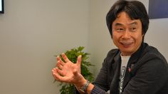 cool Miyamoto Names His Most Underrated Wii U Activity
