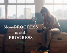 "🇬🇧""Slow PROGRESS is still PROGRESS"" 🇨🇿""I pomalý POKROK je stále POKROK"" @gavomfitness #gavomfitness #klatovy #motivation #quotes #citaty #motivace #czechrepublic🇨🇿 #fitnessmotivation #fitness #positivethinking #gymholic #gym #thinkpositive #mylife"