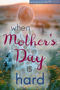 Is Mother's Day difficult for you? Maybe you're going through infertility or you have lost a child. Maybe you are facing Mother's Day without your mom. Let's remember to pray for those who are hurting on Mother's Day. Christian Women, Christian Living, Christian Faith, Christian Marriage, Mothers Day Quotes, Happy Mothers Day, Morhers Day, Biblical Womanhood, Biblical Marriage