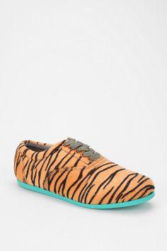 If the Flintstones wore sneakers...