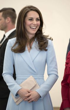 Kate Middleton Photos Photos - Catherine, Duchess of Cambridge visits the Grand Duke Jean Museum of Modern Art (MUDAM) to view exhibitions by British artists Sir Tony Cragg and Darren Almond during a one day visit on May 11, 2017 in Luxembourg. The Duchess is participating in the official commemoration of the 1867 Treaty of London and will attend a series of engagements to celebrate the cultural and historic ties between the UK and Luxembourg. - The Duchess of Cambridge Visits Luxembourg