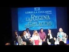 La regina di Ghiaccio - Lorella Cuccarini e Maurizio Colombi