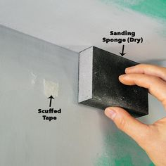 Expert Tips for Finishing Drywall – Home Maintenance Drywall Sander, Drywall Tape, Drywall Repair, Drywall Finishing, How To Finish Drywall, Rebar Detailing, Hanging Drywall, Drywall Installation