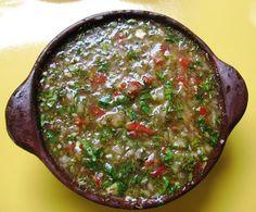 Chilliensk salsa