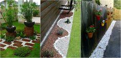 25 fantasztikus ötlet, hogyan díszítsd a kerted kavicsokkal a tavasz folyamán!