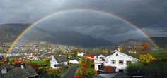 Rainbow over Voss, Norway | Flickr - Photo Sharing!