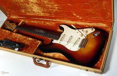 1959 Fender Stratocaster sunburst > Guitars : Electric Solid Body - Overland Express | Gbase.com