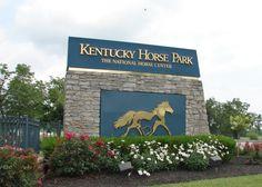 Kentucky Horse Park Lexington KY