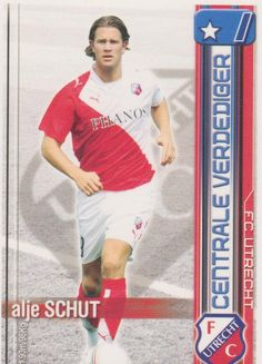 859d4c404df All Stars TCG 2007/2008 Trading Card Alje Schut FC Utrecht | Sport en  vakantie