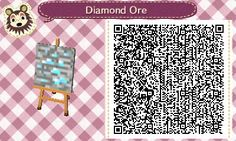 Minecraft QRs for New Leaf