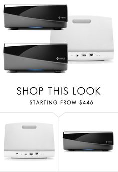 """""""Denon HEOS 3 In‑Ceiling Speaker..."""" by awewa ❤ liked on Polyvore featuring interior, interiors, interior design, home, home decor, interior decorating and Denon"""