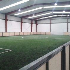 Espectacular nuestra pista indoor cubierta en Alvedro. Todos los miércoles.
