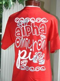 ..An AOII now and forever I'll be, for AOII means the world to me.