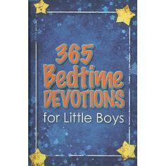 Bedtime devotions for little boys