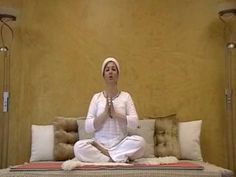 ▶ ADI MANTRA IN KUNDALINI YOGA - YouTube- intro to meditation Kundalini Yoga, Yoga Meditation, Yoga Youtube, Asana, Chakras, Mantra, Spirituality, Healing, Music
