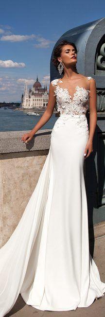 Milla Nova 2016 Bridal Collection - Naomi