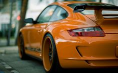 porsche cars orange 911 vehicles depth of field porsche gt3 photomanipulations porsche 977 orange ca_www.wallpaperfo.com_49.jpg (728×455)