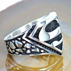 Natural Garnet 925 Silver Ring For Men Birthstone Astrological Bezel Square Size 4,5,6,7,8,9,10,11,20