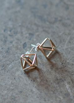 The Supply Room: In god we trust cage studs - brass