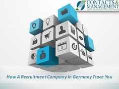 How A Recruitment Company In Germany Trace You >>>> In order to be found, there are a lot of things you can do. Being active on social media is one such thing you can do. Here is a list of things that every search agency uses while finding a suitable candidate for their executive search:  #RecruitmentCompany #Germany