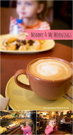 "Finding time for ""Mommy & Me Mornings"" with your kids. How a busy mom makes time for slowing down a minute in the middle of errands."