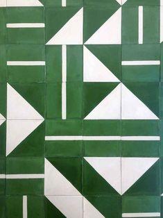 The Design Edit: 10 Gorgeous Room-Transforming Tiles (With images) Floor Design, Tile Design, Pattern Design, Tile Patterns, Textures Patterns, Latest Design Trends, Style Deco, Mosaic Tiles, Cement Tiles