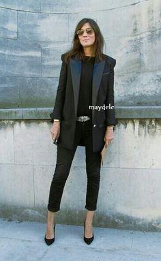 Style...Emmanuelle Alt                                                                                                                                                                                 More