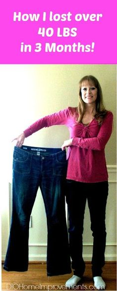 Weight loss - Over 40 lbs in 3 months & helping my Rheumatoid arthritis!