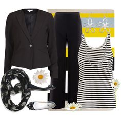 """Work, Staff Meeting"" by tarheeldeb72 on Polyvore"