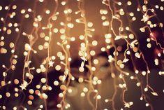 Me gustaría poder llegar a brillar de la misma intensa manera de como lo hacen las luces de navidad.