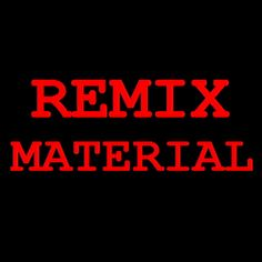 This is the channel where DJ's and Mixers can get all the acapellas and instrumentals they need to make the perfect remix. The best remix is waiting for you ...