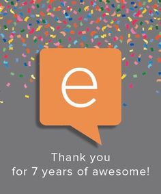 Today marks SEVEN years since eMedia Design Company first started… Time definitely flies when you're having fun!  Cheers to all of our friends, clients, and team members who have made these past 7 years possible. We can't wait to see what else the future holds!