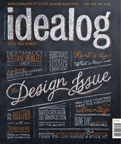 Magazine Covers: Inspiration Set   Designcollector