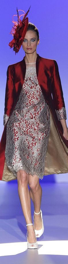 Franc Sarabia Spring-Summer 2015 | The House of Beccaria~