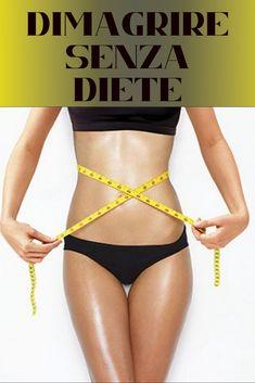 come posso perdere peso senza morire di fame