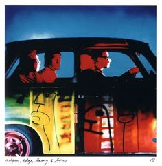 U2 by Anton Corbjin