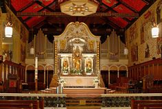 The Cathedral Basilica of St. Augustine - semi-destination wedding?