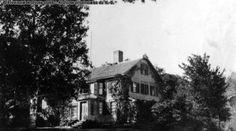 Odell House, Rookwood – Fredericton New Brunswick, Historical Society, Island, History, Architecture, House Styles, Image, Block Island, Arquitetura