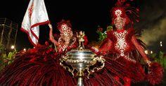 Veja imagens do desfile das campeãs de São Paulo - Fotos - UOL Carnaval 2013