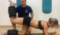 Sete exercícios de musculação te ajudam a conquistar o bumbum durinho